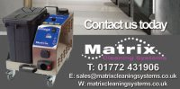 MATRIX Steam Cleaning Systems Special Offer