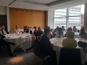 Review - Lowry Hotel Meeting