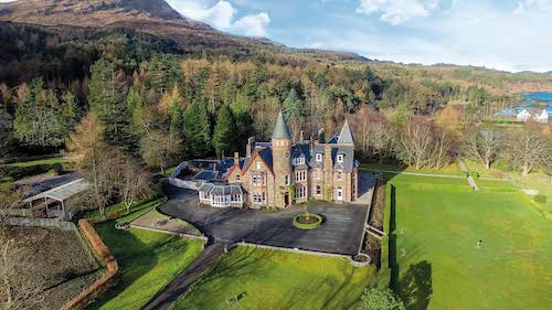 Head Housekeeper vacancy at The Torridon Hotel in Scotland
