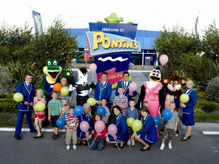 Vacancies at Pontins Holiday Park – Prestatyn Sands