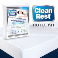 CleanBrands Offer: Get a free sample of the NEW and EXCITING HOTEL KIT