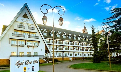 Deputy Housekeeping Manager at the Coppid Beech Hotel in Bracknell