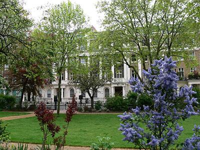 Housekeeper Chester House, Belgravia, London.