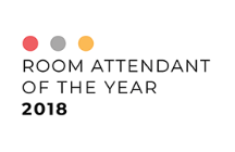 Room attendant of the Year Awards 2018