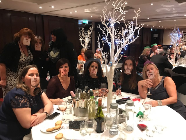 UKHA Yorkshire & North East Christmas Meal 2018