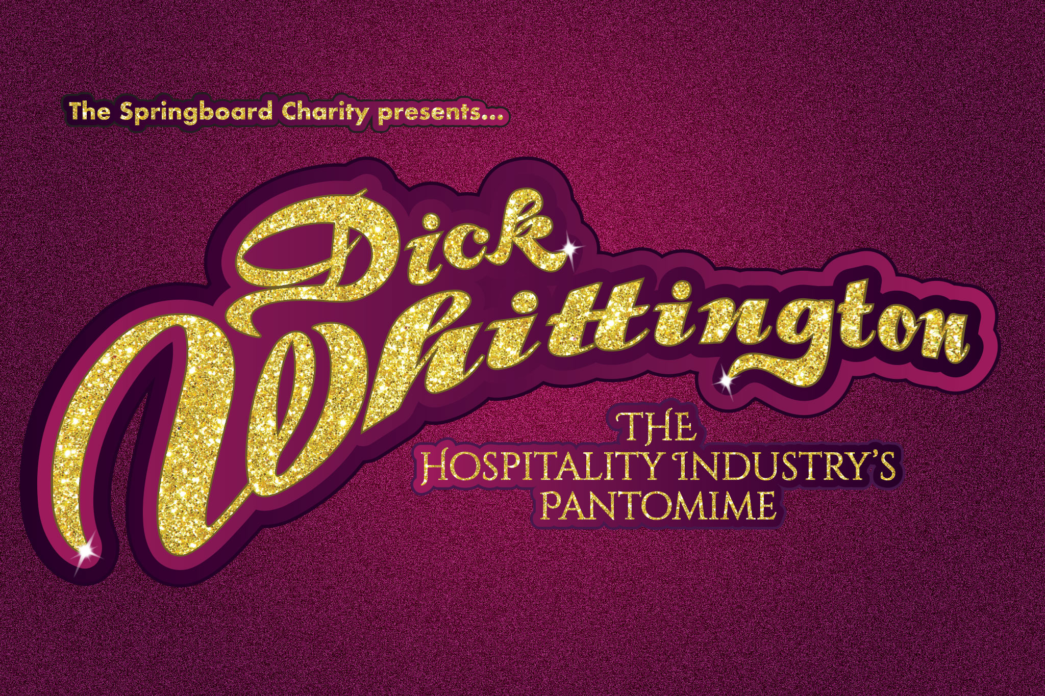 Tickets are now on sale for this year's Hospitality Industry Pantomime - Dick Whittington