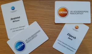 Magic UKHA badges for the London & South East region
